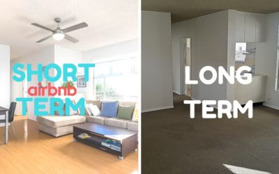 Airbnb Short Term Property Management Vs Property Management