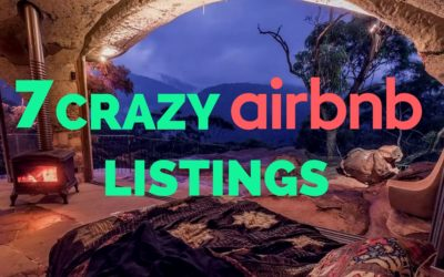 7 Craziest Airbnb Places To Rent In Sydney